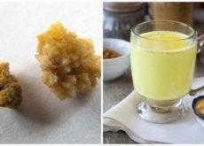Ingwer-Kurkuma-Tee gegen Nierensteine