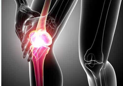 Das hilft bei Schmerzen und Entzündungen im Knie!