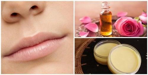 Natürliche Lippenpflege selber machen