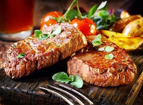Rotfleisch gegen niedrigen Blutdruck