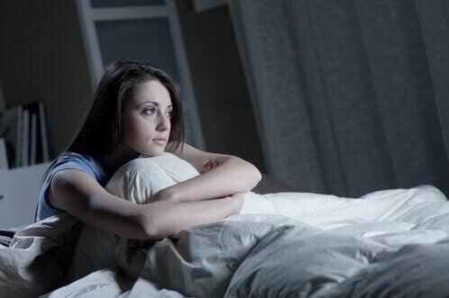 Das Schlafmuster kann auf degenerative Krankheiten hinweisen