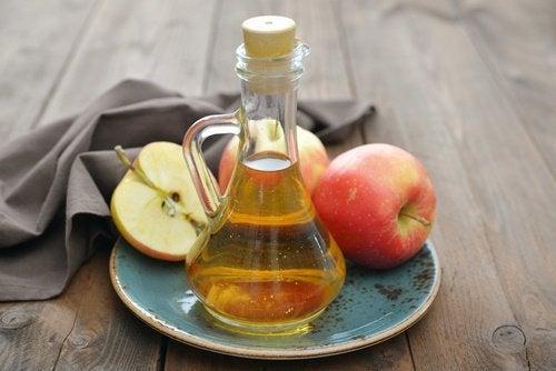 Apfelessig gegen Cellulite