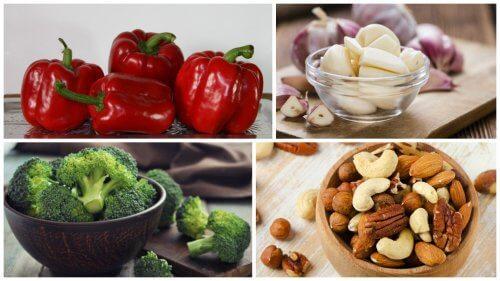 8 Narhungsmittel, die roh gesünder sind