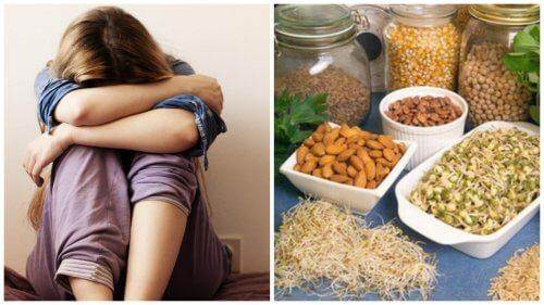 Depression vorbeugen mit richtiger Ernährung