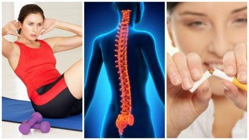 8 Tipps für eine gesunde, starke Wirbelsäule
