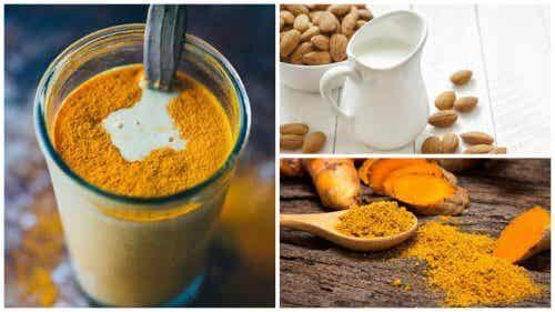 Golden Latte: die goldene Milch, die gegen Entzündungen helfen könnte