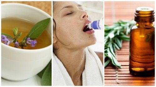 7 interessante Tipps gegen Schwitzen