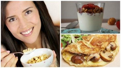 5 Ideen für ein proteinreiches Frühstück