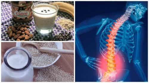 Die 6 besten Naturmittel die bei der Vorsorge gegen Osteoporose helfen könnten