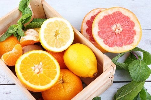 Zitrusfrüchte als Appetitzügler