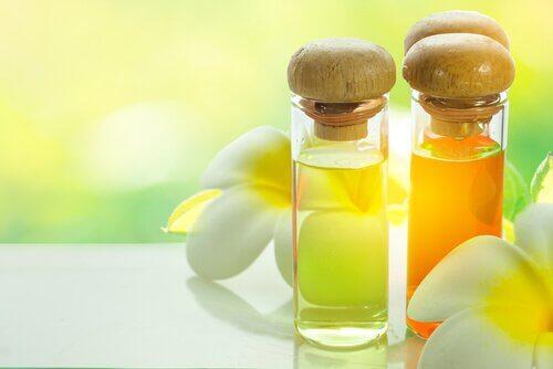 ätherische Öle für die Hammerzehen