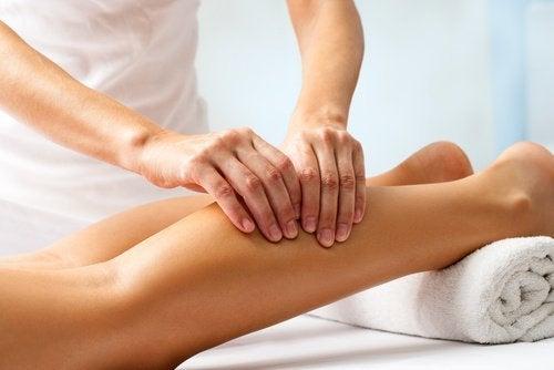 ätherische-Massage