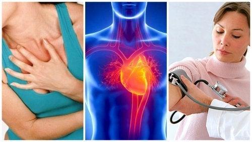 7 ernste Komplikationen von Bluthochdruck
