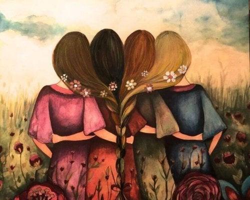 Das Ende einer Freundschaft kann genauso schmerzhaft sein wie das Ende einer Liebesbeziehung