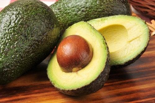 Avocado nach sportlicher Betätigung