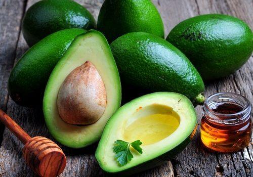 Avocados für Avocadoshake