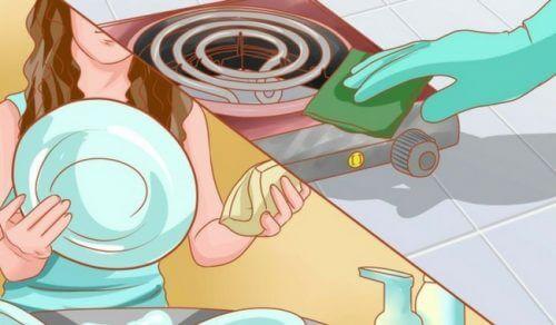 Das sind die Risiken von übermäßiger Reinigung im Haushalt