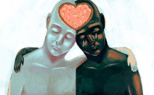 Beziehung zweier Menschen