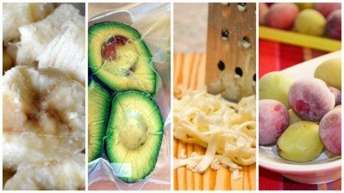 9 Ideen rund ums Einfrieren von Lebensmitteln