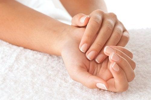 Gelatine für Nägel und Haare