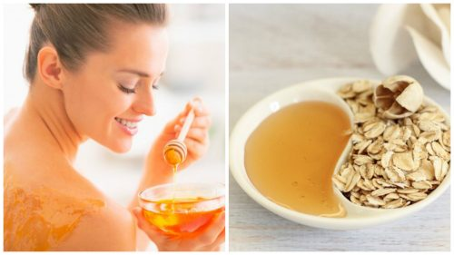 4 natürliche Schönheitsmittel mit Honig gegen Falten