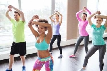 Tanzen-Fitnesscenter