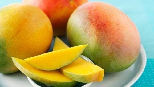 Mango gegen Alterserscheinungen