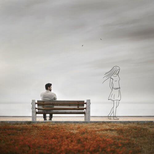Liebe zwischen Mann und Frau