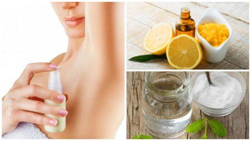 Stelle dein eigenes Deodorant her mit diesen einfachen hausgemachten Rezepten