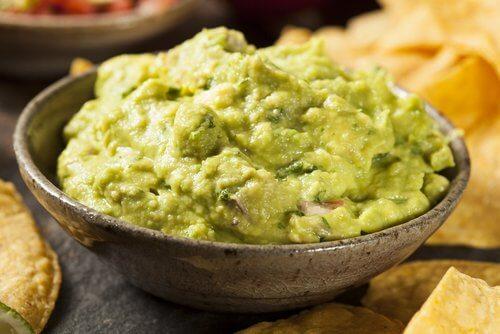 Guacamole ohne Avocado
