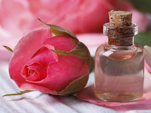 Hagebuttenöl für eine natürliche Gesichtspflege