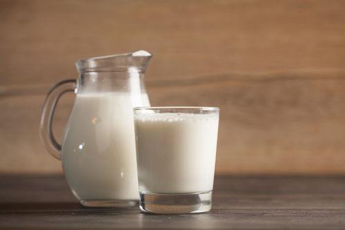 Milch hilft nicht bei Osteoporose