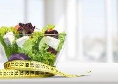 Salat in der Diät