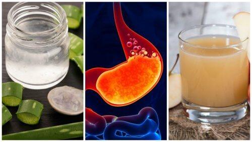 Wie du Sodbrennen mit diesen 5 natürlichen Heilmitteln lindern kannst