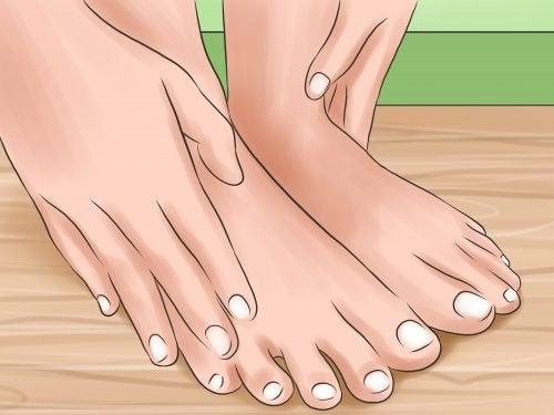 Was kann die Form der Füße verraten?