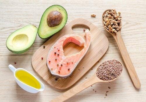 gesunde Fette statt Kohlenhydrate