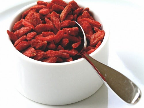 Goji-Beeren sind kleine Wunderfrüchte
