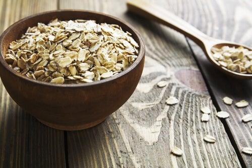 Haferflocken gegen erhöhten Cholesterinspiegel
