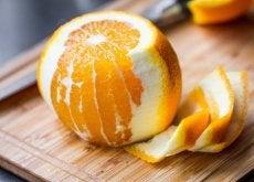 medizinische Eigenschaften von Orangenschalen