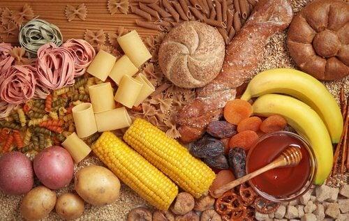 weniger Kohlenhydrate essen