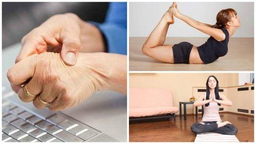 Karpaltunnelsyndrom: 5 schmerzlindernde Yoga-Übungen