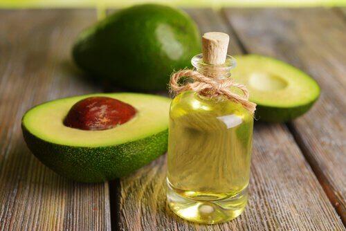 Avocadoöl für das Gesicht
