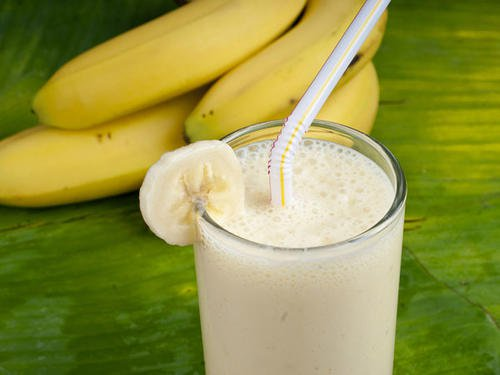 Banane für das Kolon