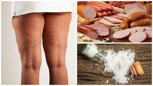 Vorsicht Cellulite: 7 Nahrungsmittel auf die du verzichten solltest
