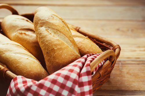 Cracker anstatt Brot