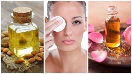 Schminke dein Gesicht jeden Tag mit diesen 6 natürlichen Ölen ab