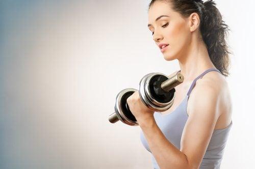 Übungen zur Stärkung der Armmuskulatur