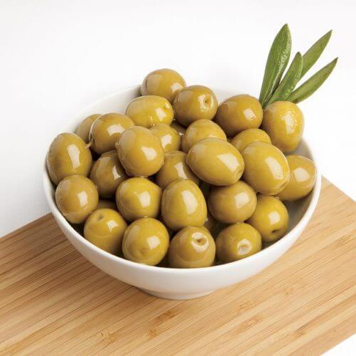 Oliven mit Vitamin E