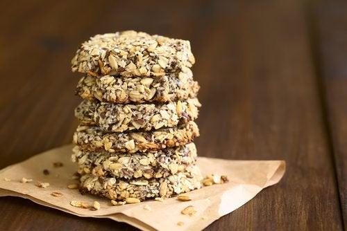 Rezept für nährstoffreiche Kekse