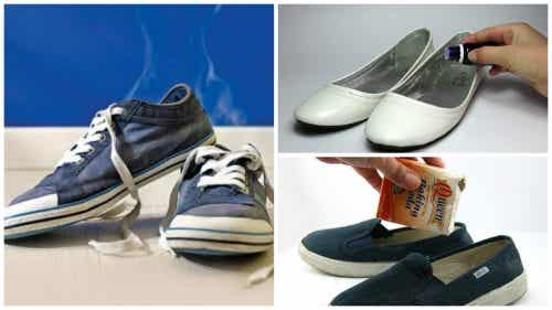 Das hilft gegen müffelnde Schuhe!